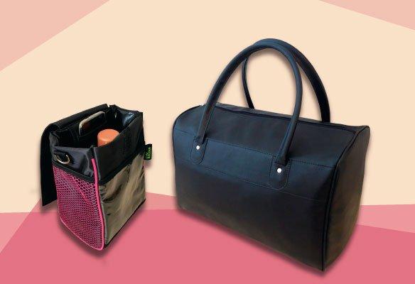 imagem bolsas femininas ecofabrica